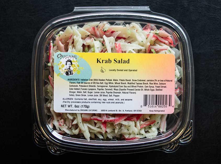 Krab Salad