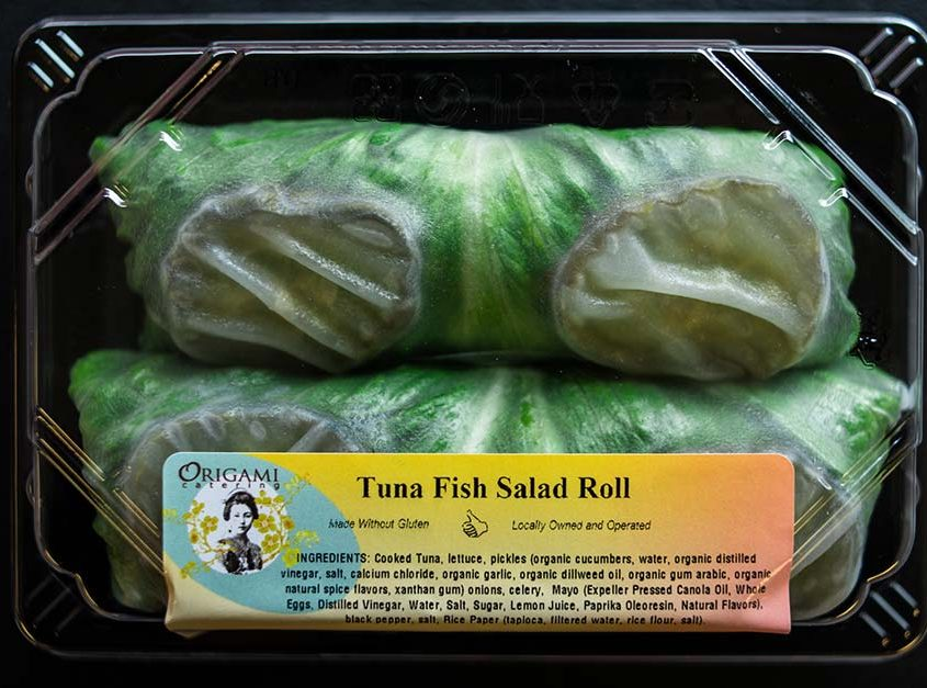 Tuna Fish Salad Roll